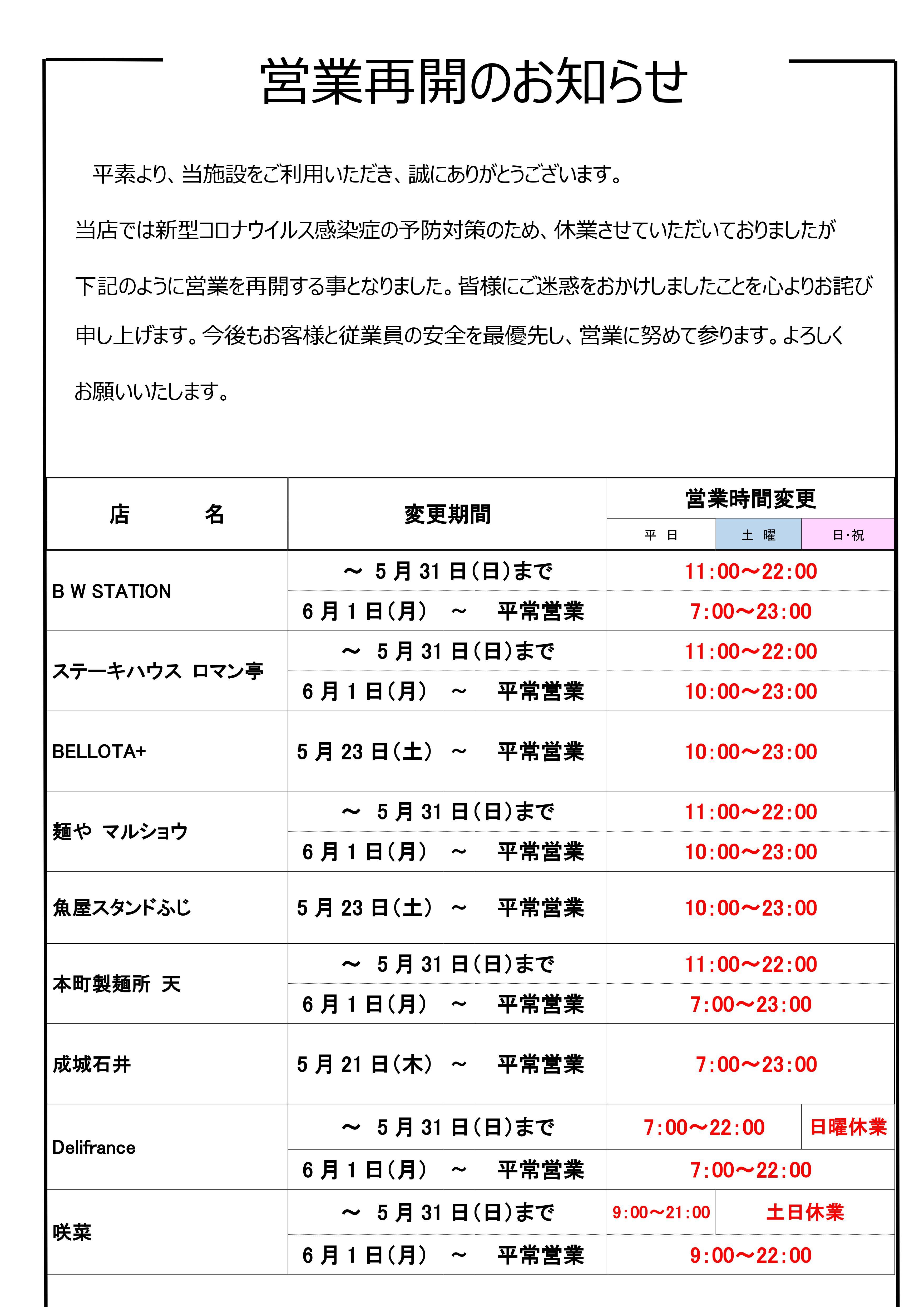 ポスター_営業再開のお知らせ_新大阪_5_1
